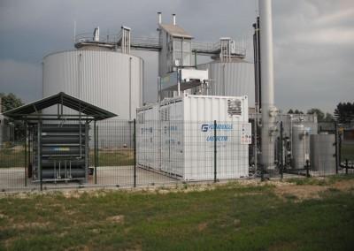 метановские заправки по всей россии