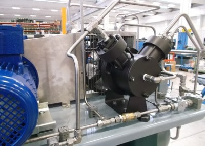 компрессор для газа метан