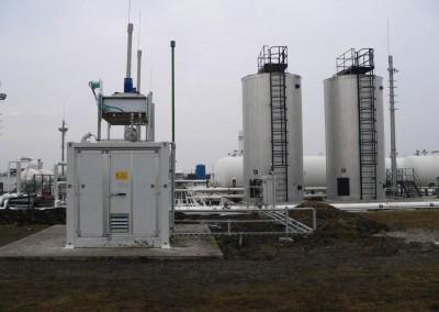 агнкс метан с высоког давление делают